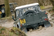 Land Rover 90 Single Cab Pick Up