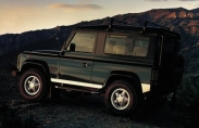 Land Rover 90 Station Wagon