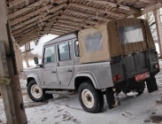 Land Rover 110 Double Cab Pick Up