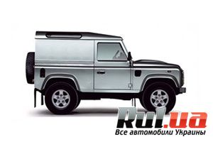 Land Rover 90 Hard Top