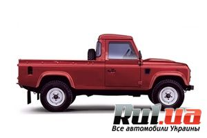 Land Rover 110 Single Cab Pick Up