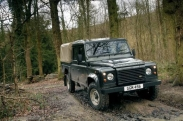 Land Rover 130 Double Cab Pick Up
