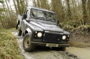 Land Rover 130 Single Cab Pick Up